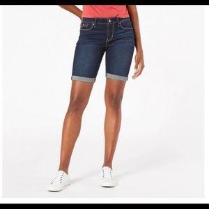 Levi's Modern Skinny Denizen Shorts